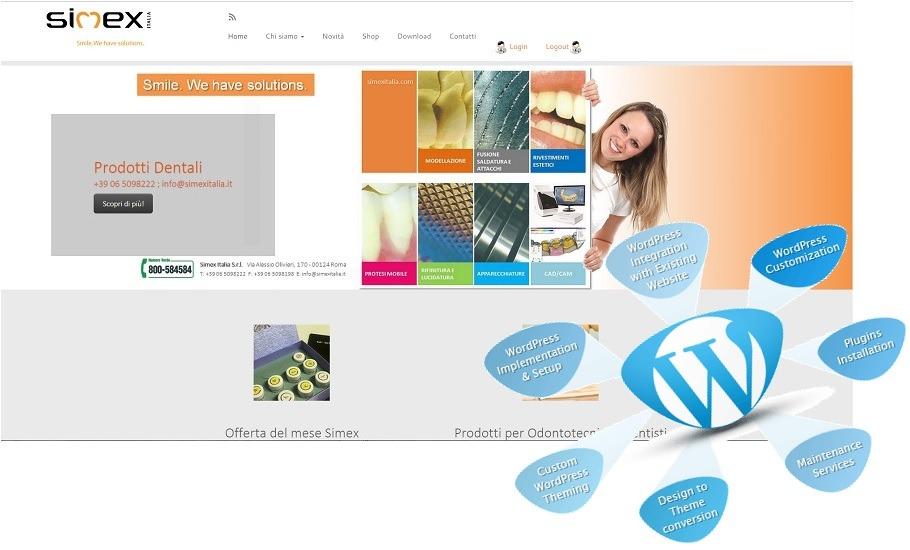 corso wordpress aziende