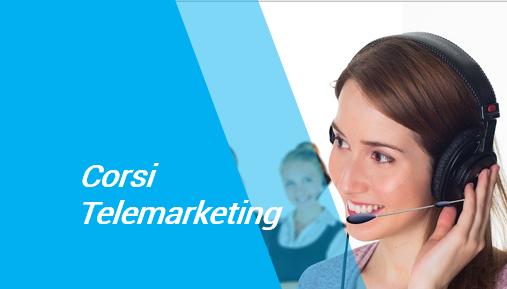 corsi fromazione telemarketing roma