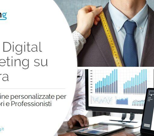 Corsi Digital Marketing su misura