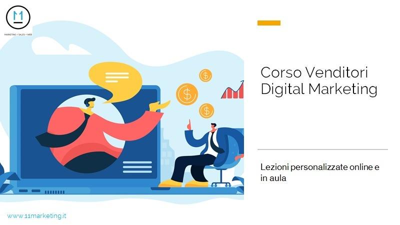 Corso Venditori Digital Marketing